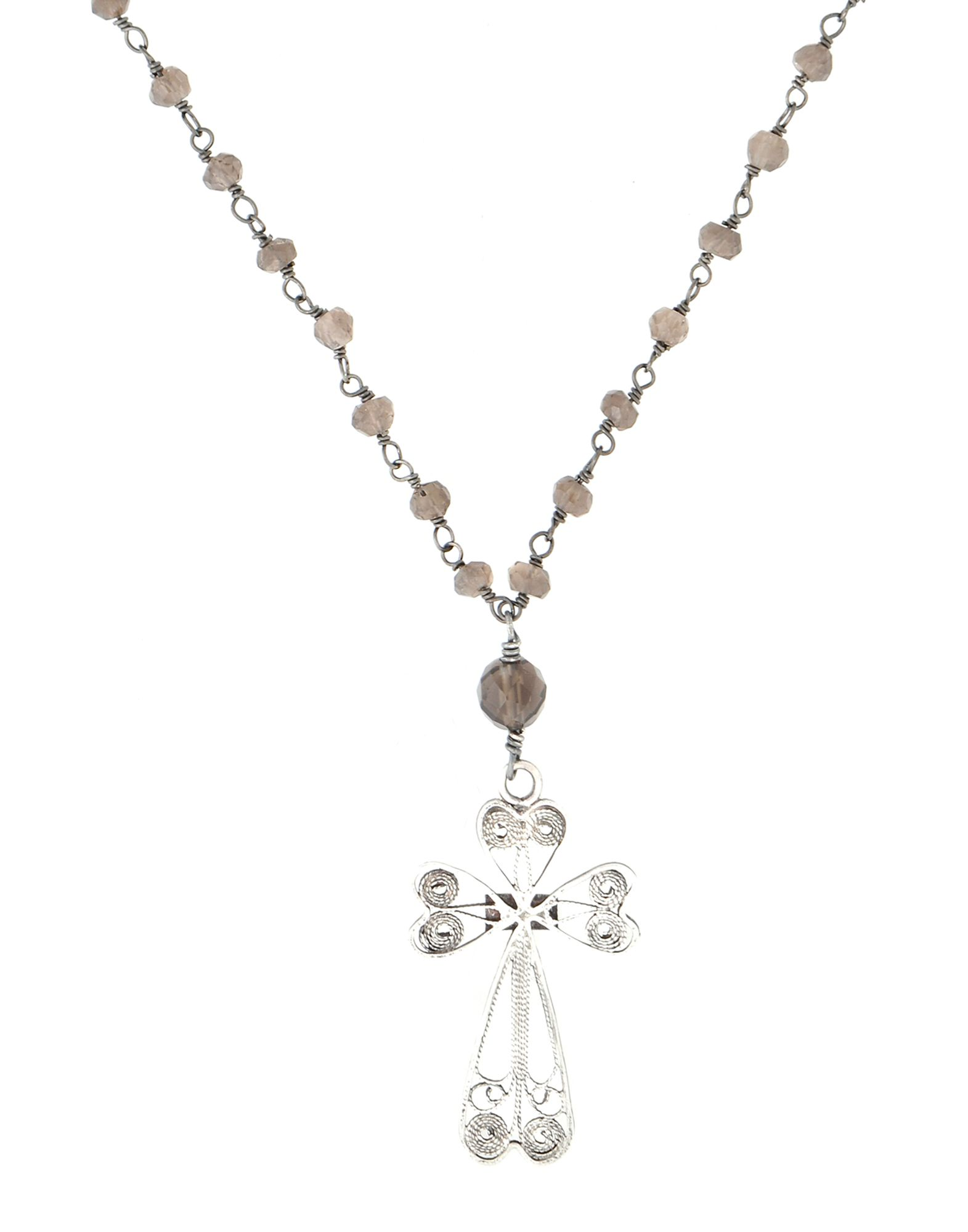 Collana First People First Faith Necklace - Donna - Acquista online su