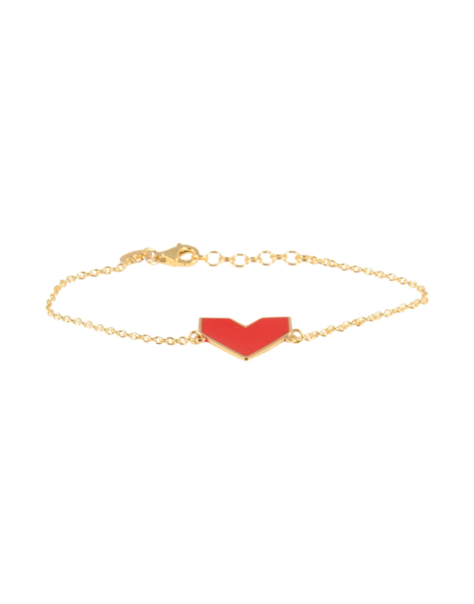 Bracciale First People First Bracelet-Red-Heart - Donna - Acquista online su