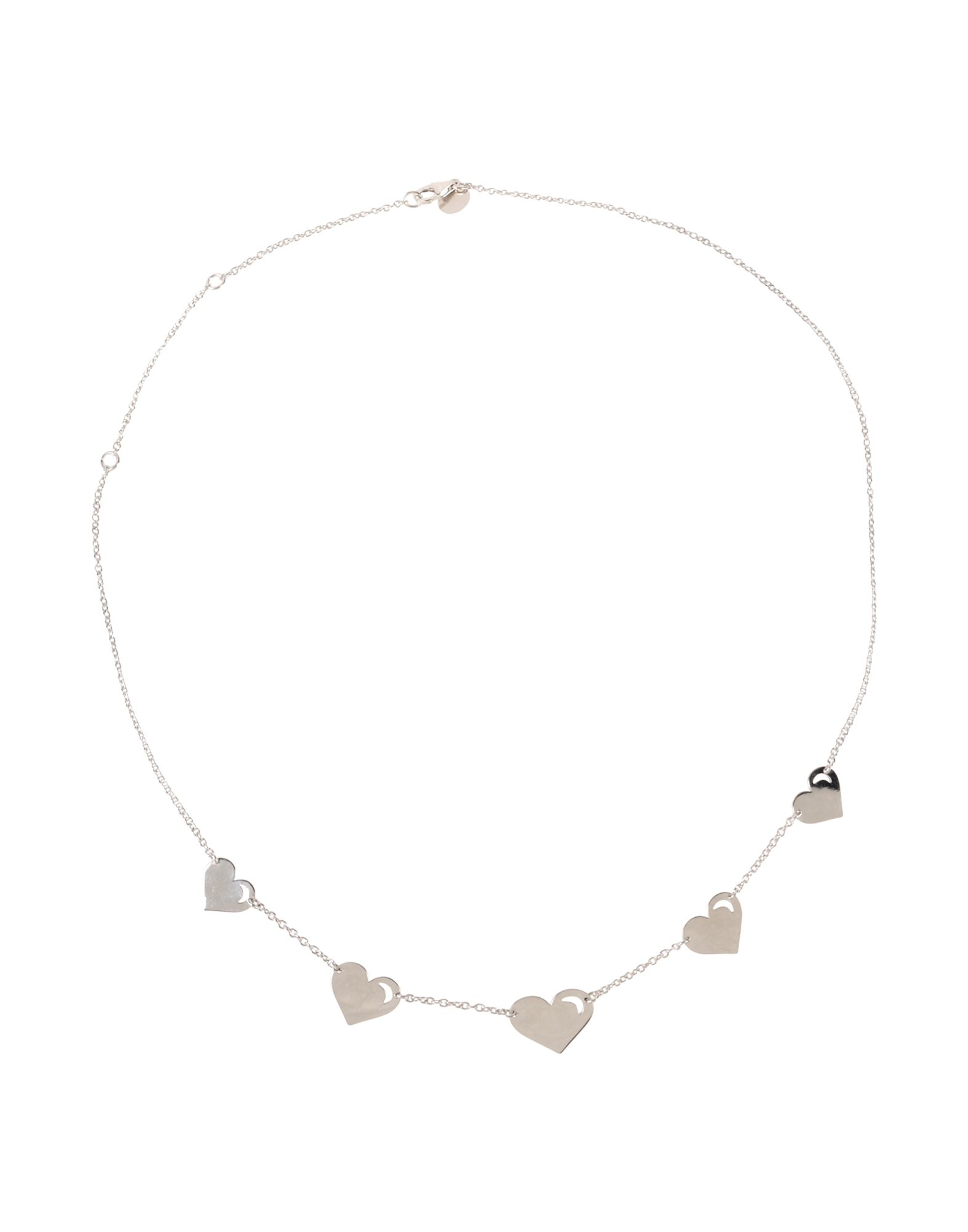 Collana First People First Necklace 5 Pure Hearts - Donna - Acquista online su