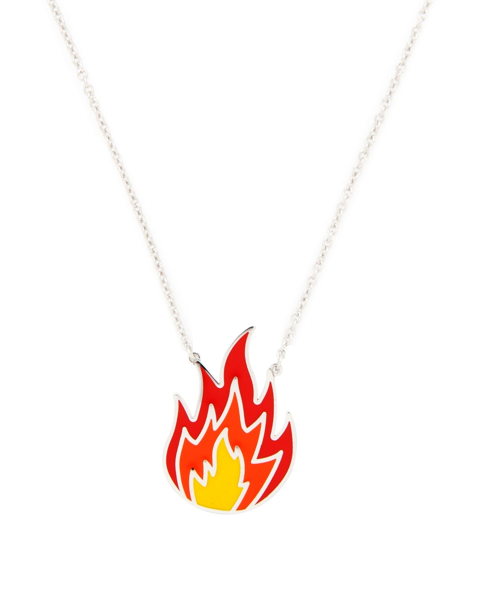 Collana First People First Necklace On Fire - Donna - Acquista online su