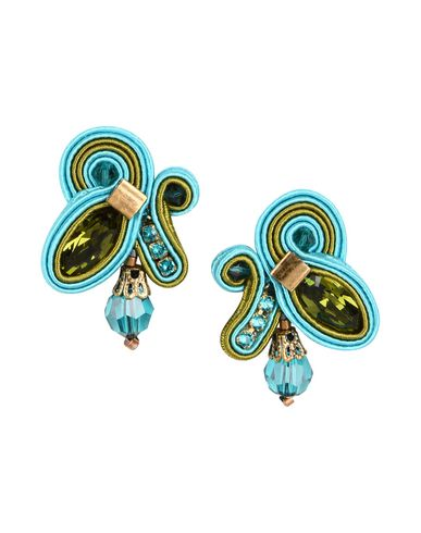DORI CSENGERI Earrings in Turquoise