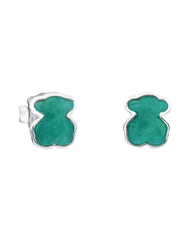 d9011db4cf05 Tous Silver New Color Earrings With Amazonite - Earrings - Women ...