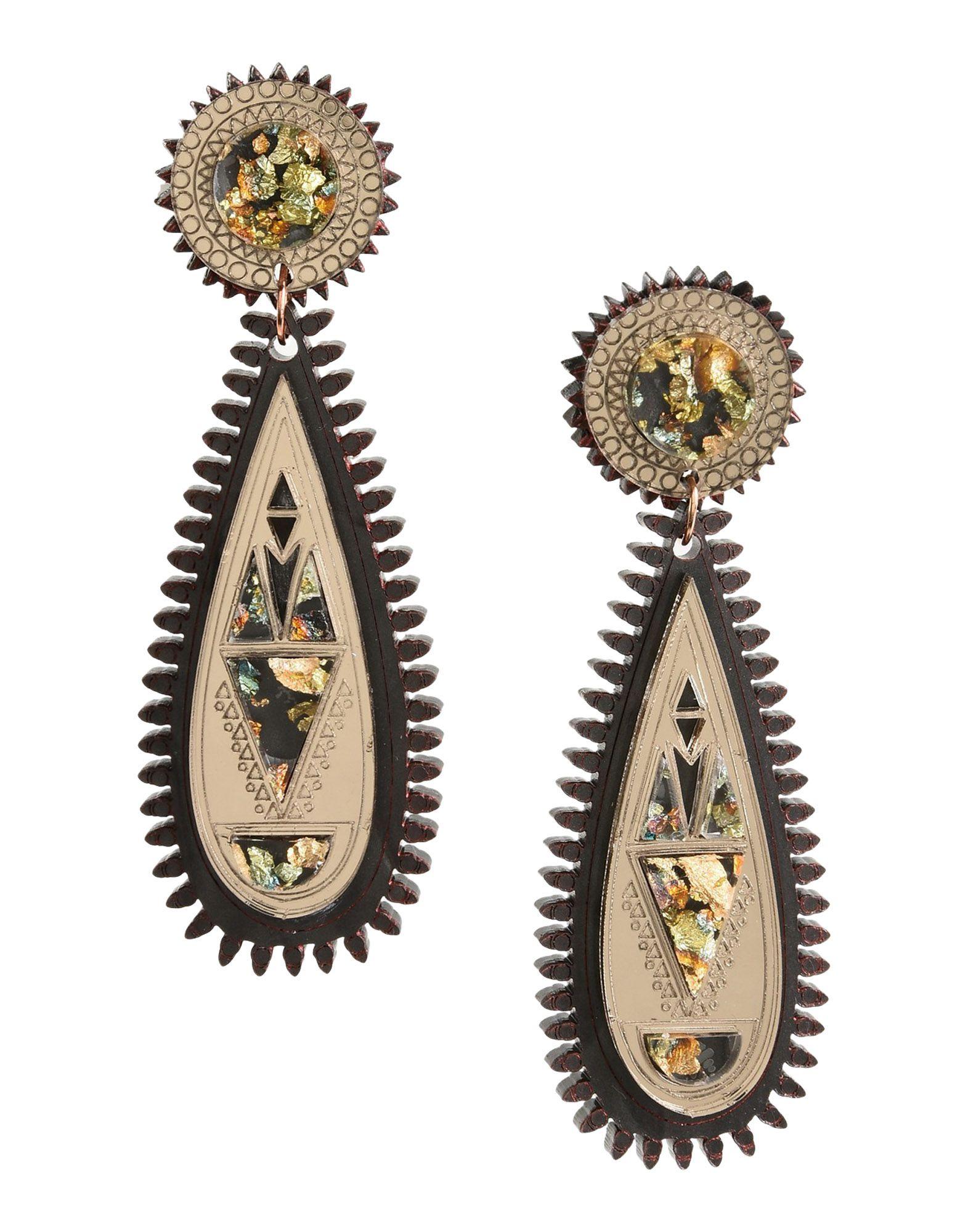 Orecchini Anisha Parmar  London Maharani Earrings - Donna - Acquista online su