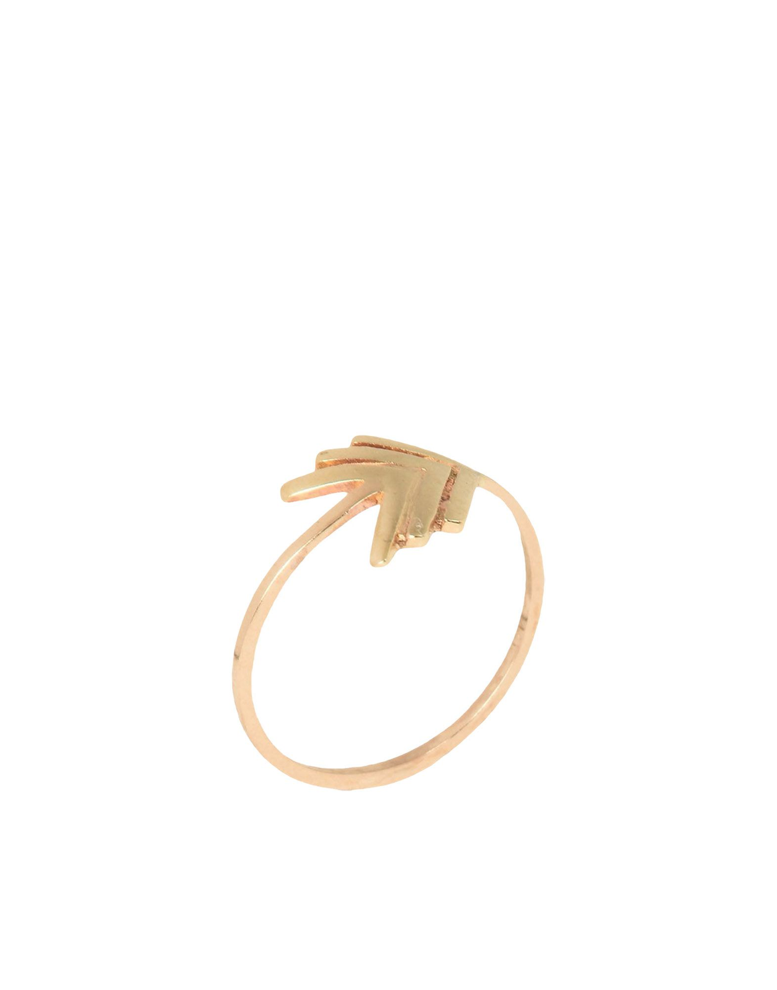 Anello First People First Angles Ring - Gold - Donna - Acquista online su