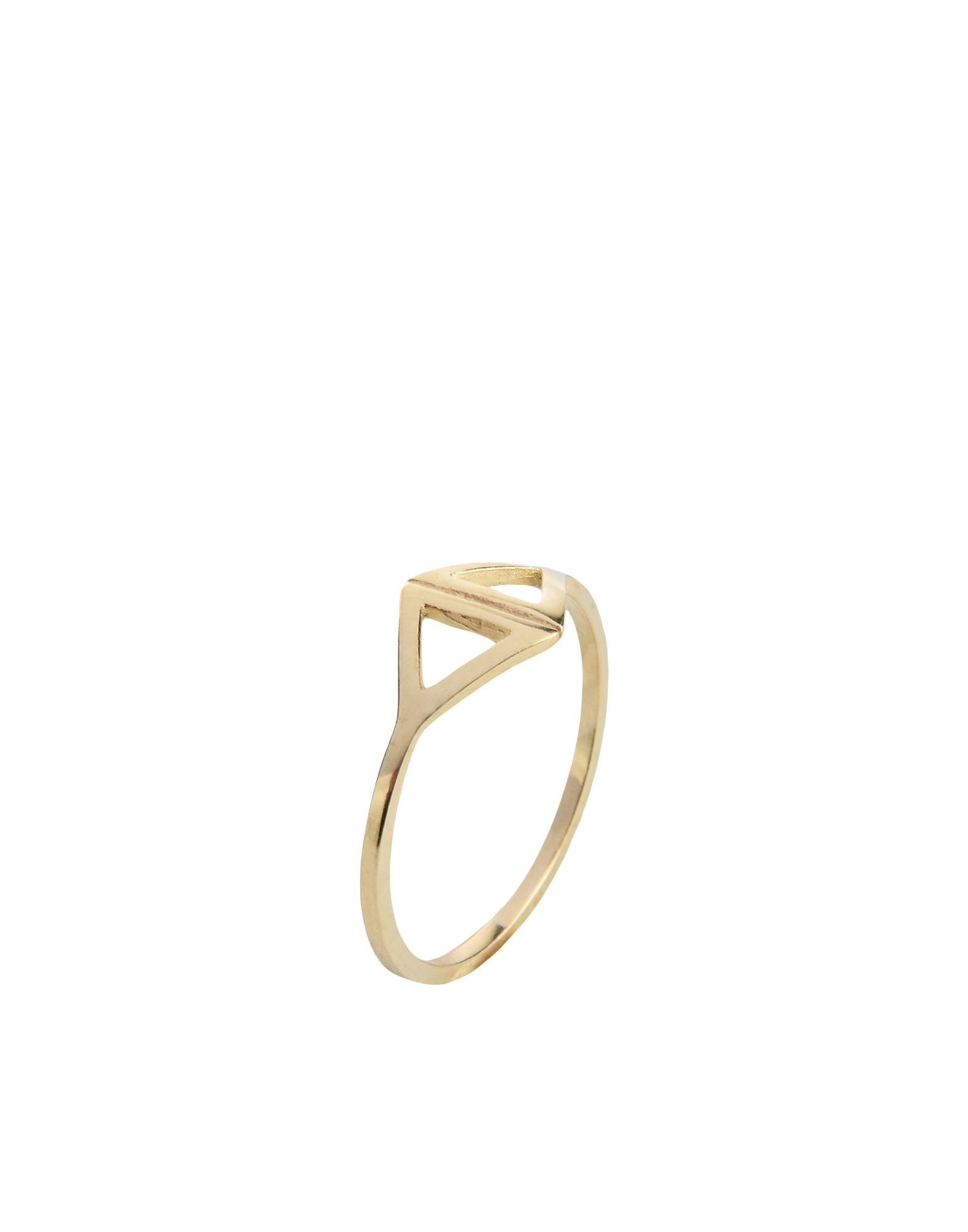 Anello First People First Triangles Ring - Gold - Donna - Acquista online su