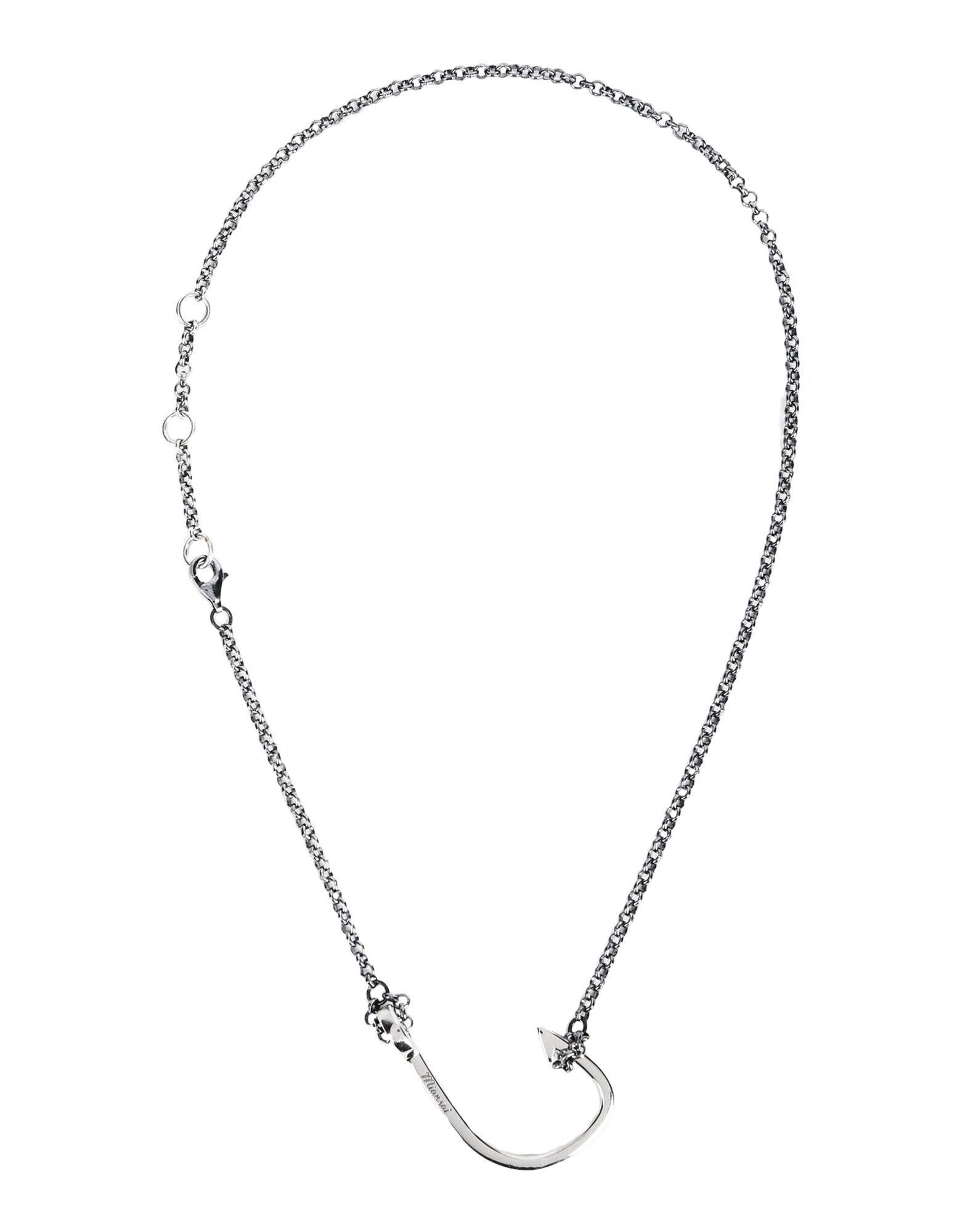 Collana Miansai Hook On Chain Bracelet - Uomo - Acquista online su
