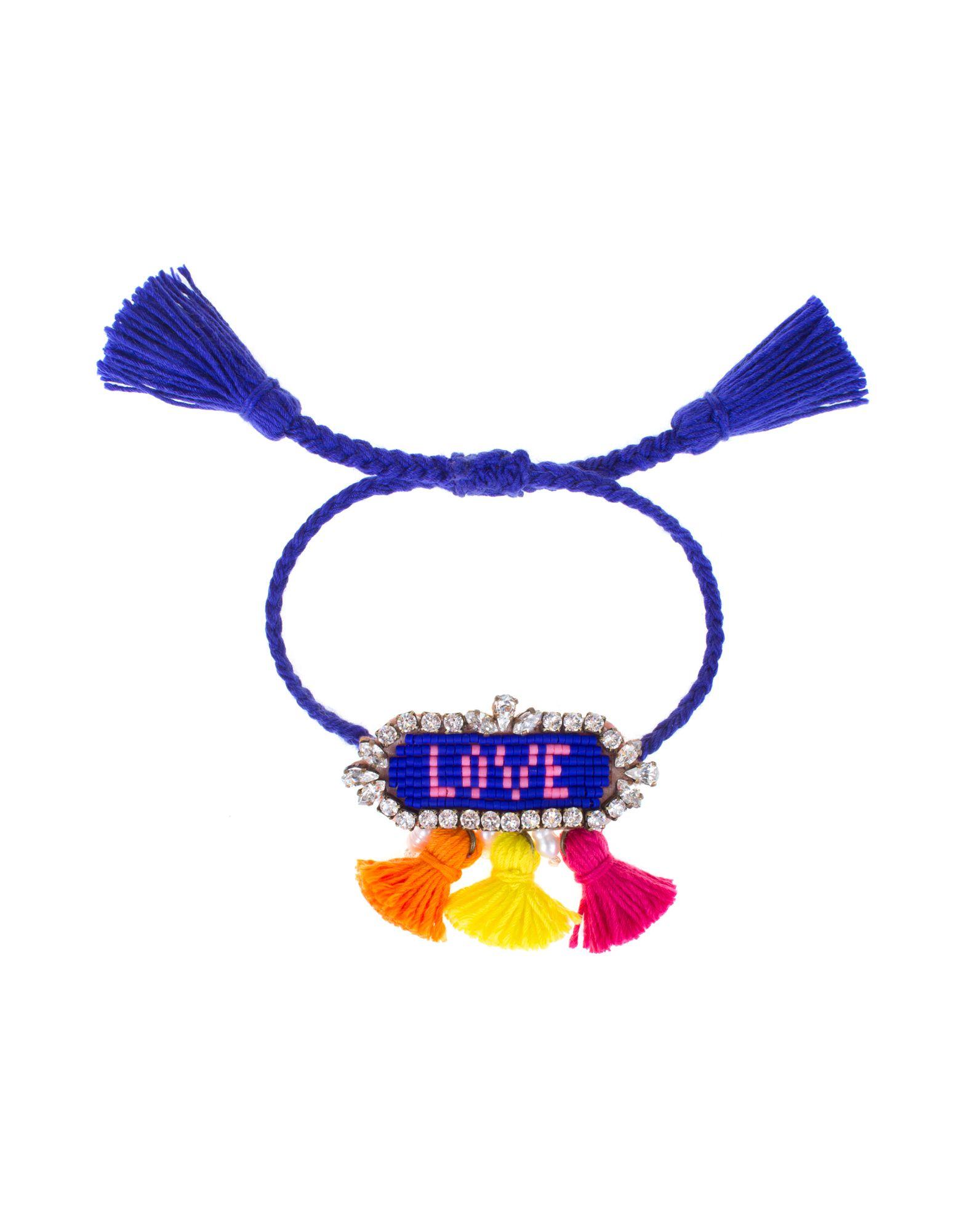 Bracciale Shourouk Hippie Athna Love - Donna - Acquista online su