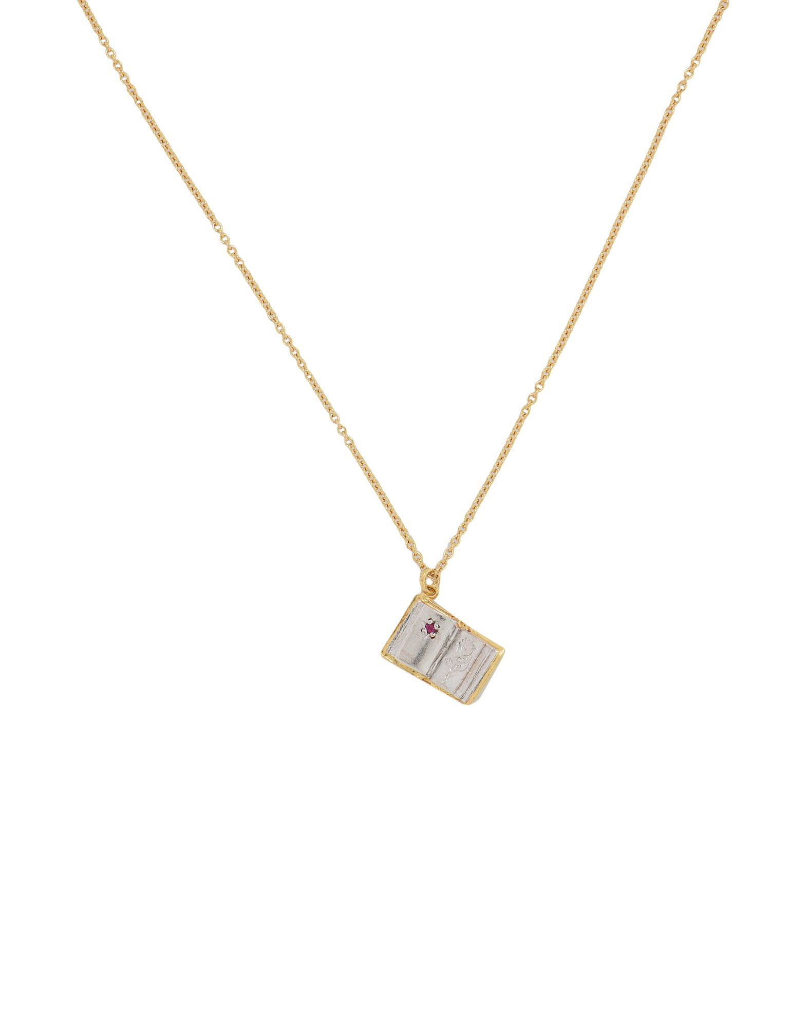 Collana Alex Monroe Book Necklace - Donna - Acquista online su