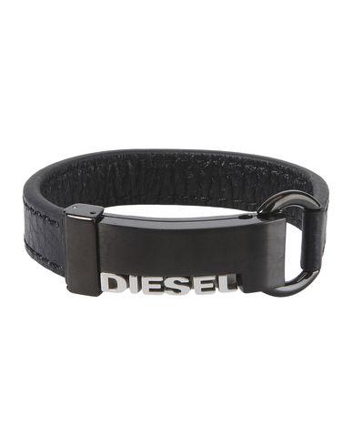DieselLEATHER/STEELDIESELブレスレット