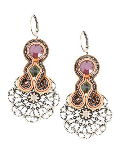 DORI CSENGERI Earrings in Light Purple