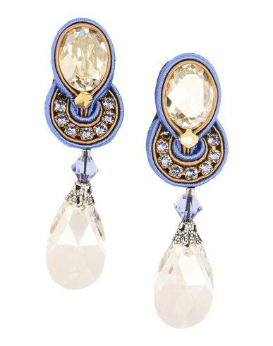 DORI CSENGERI Earrings in Pastel Blue