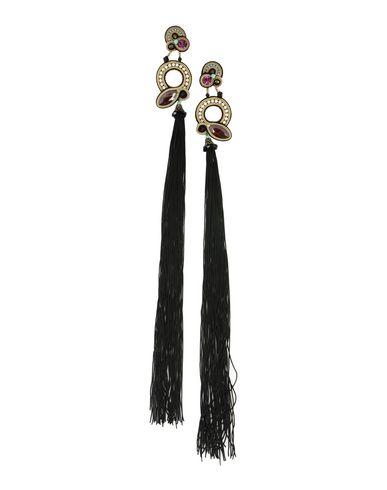 DORI CSENGERI Earrings in Black