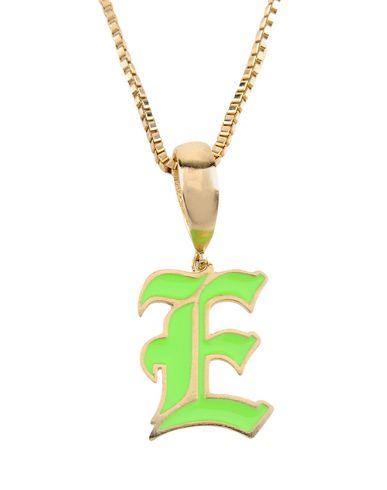 PHENOMENON Necklace in Light Green