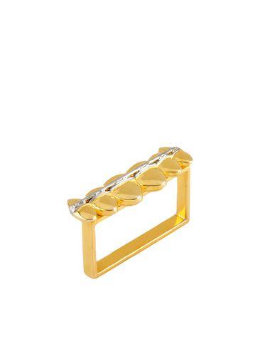PHENOMENON Ring in Gold