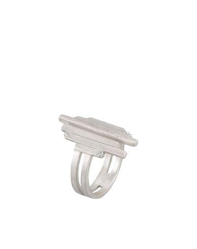 CHARLOTTE VALKENIERSOPEN MATRIX MIDI RING指輪