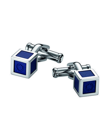 MONTBLANC - Cufflinks and Tie Clips