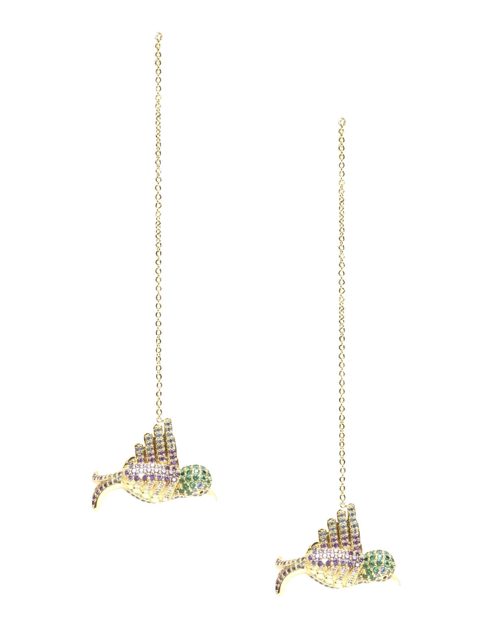 Orecchini Noir Jewelry Trochilus Earrings - Donna - Acquista online su