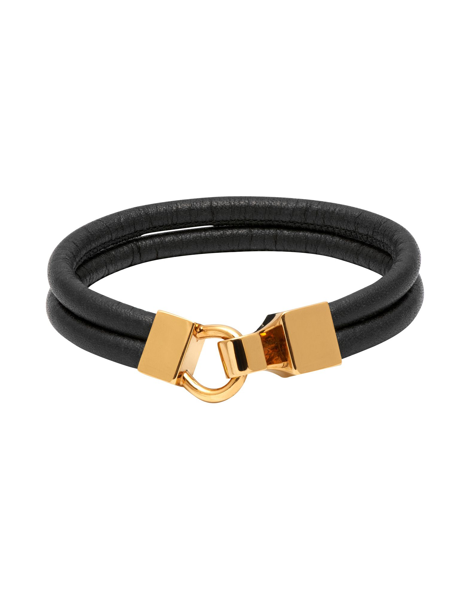 Bracciale Northskull London Duo Leather Bracelet - Uomo - Acquista online su