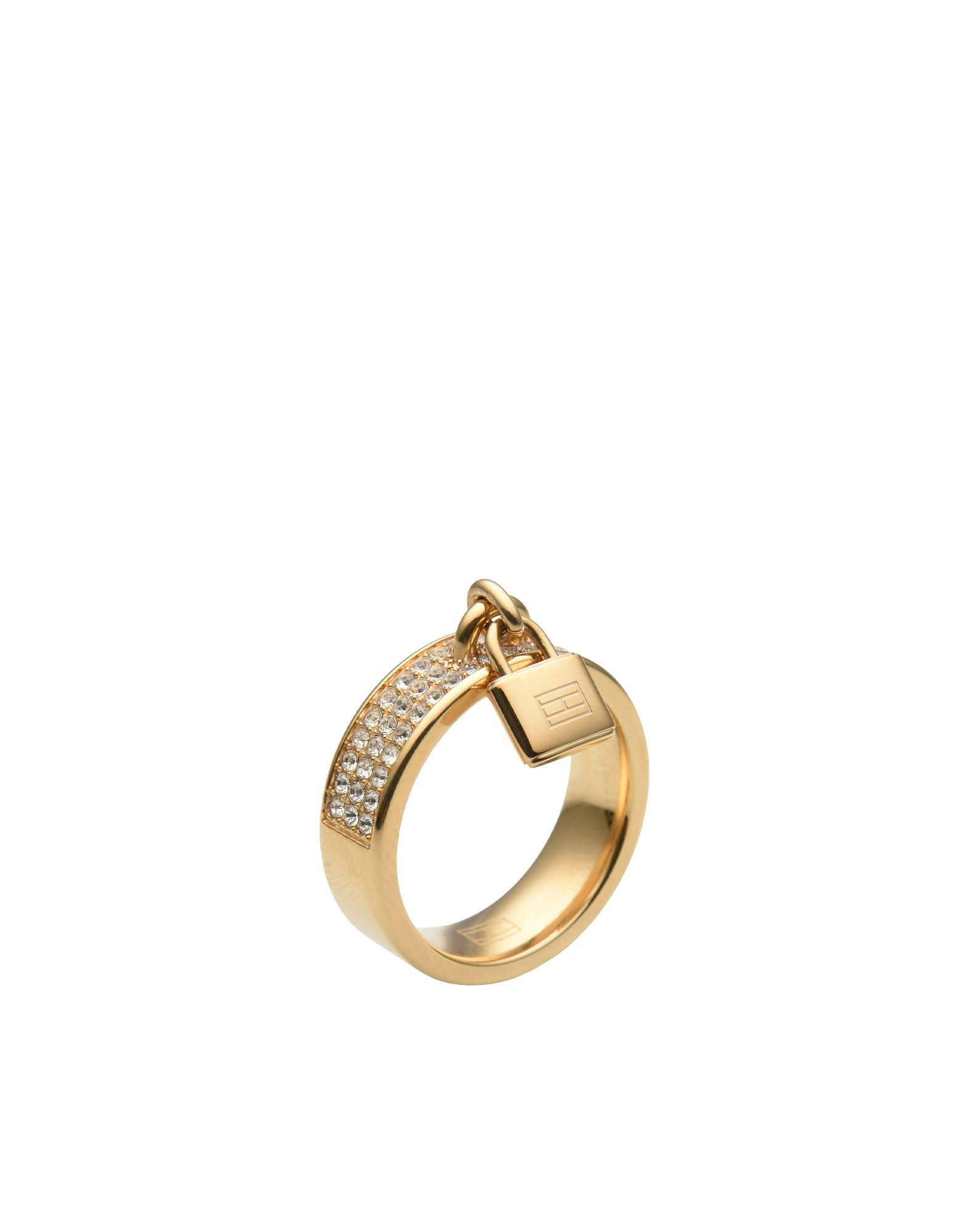 f5ccd8561 Tommy Hilfiger Ring - Women Tommy Hilfiger Rings online on YOOX ...