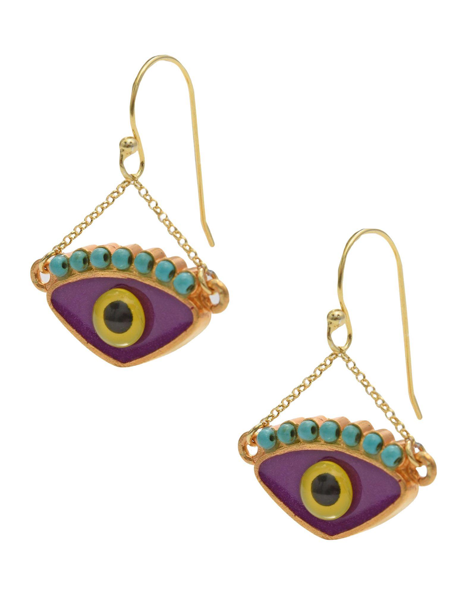 Orecchini Katerina Psoma Evil Eye - Donna - Acquista online su