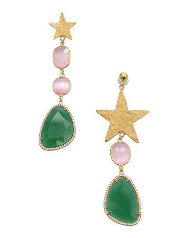 Katerina Psoma JEWELRY - Earrings su YOOX.COM 04O7B0U