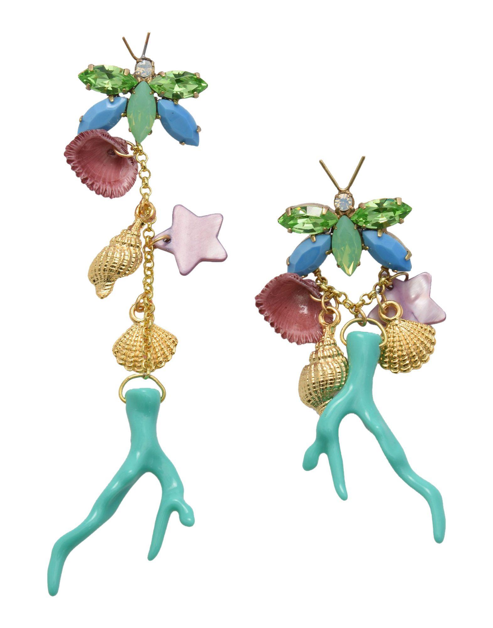 Orecchini Katerina Psoma Corals - Donna - Acquista online su