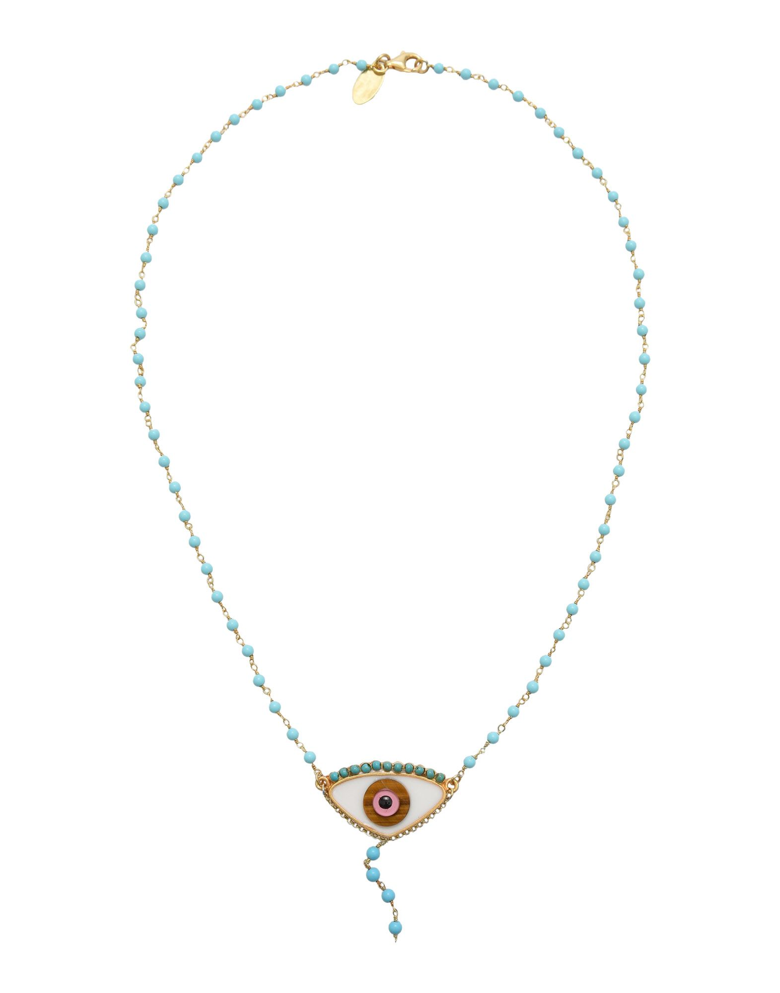 Collana Katerina Psoma Evil Eye - Donna - Acquista online su