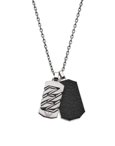 5a840be531 EMPORIO ARMANI Necklace - Jewelry | YOOX.COM