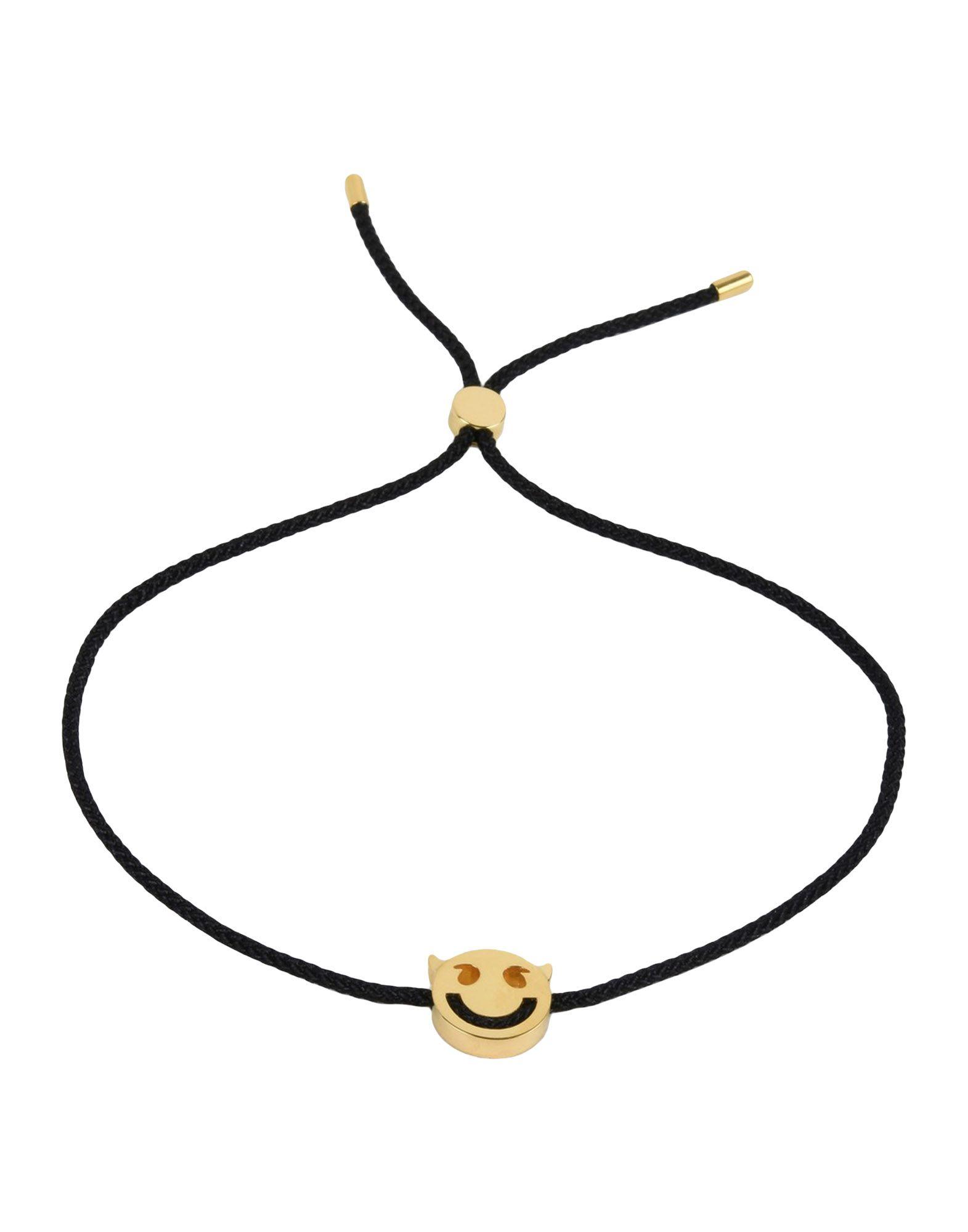 Bracciale Ruifier Friends Wicked Bracelet_Black - Uomo - Acquista online su