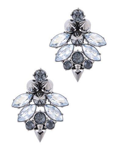MAWI Earrings in Lead