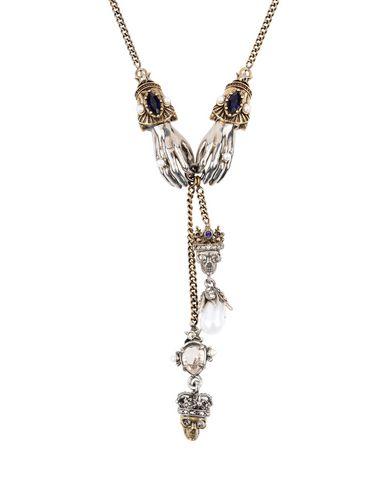 Alexander Mcqueen Necklace   Jewelry D by Alexander Mcqueen