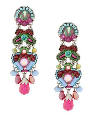 AYALA BAR Earrings in Fuchsia