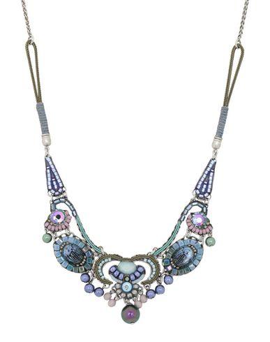 AYALA BAR Necklace in Sky Blue