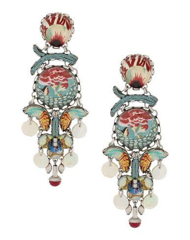 AYALA BAR Earrings in Sky Blue