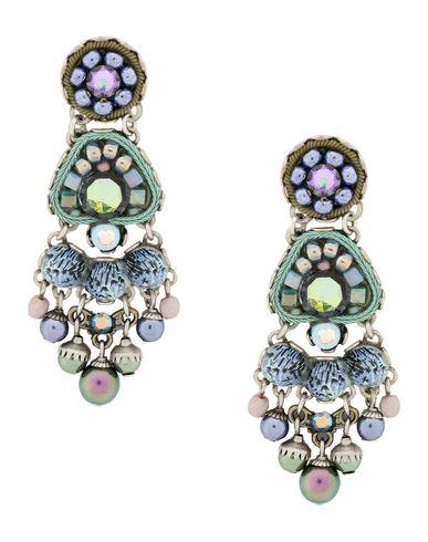 AYALA BAR Earrings in Purple