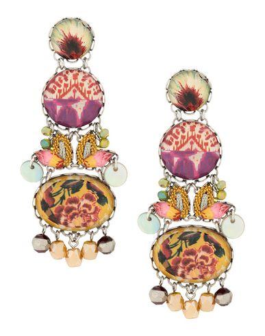 AYALA BAR Earrings in Yellow