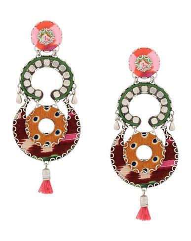 AYALA BAR Earrings in Maroon