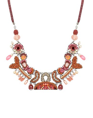 AYALA BAR Necklace in Orange