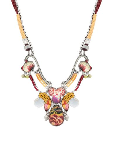 AYALA BAR Necklace in Yellow