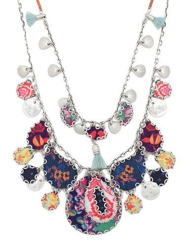 AYALA BAR Necklace in Blue