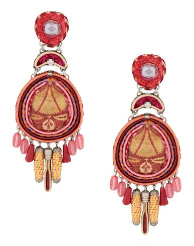 AYALA BAR Earrings in Red
