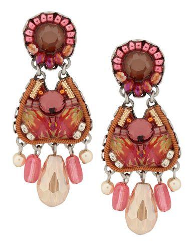 AYALA BAR Earrings in Orange