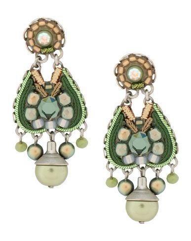 AYALA BAR Earrings in Green