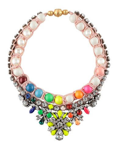 SHOUROUK Necklace in Yellow
