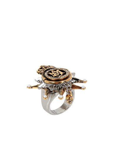 Alexander Mcqueen Ring   Jewelry by Alexander Mcqueen
