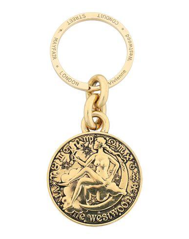 Key Ring in Gold