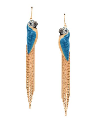 NACH Earrings in Blue