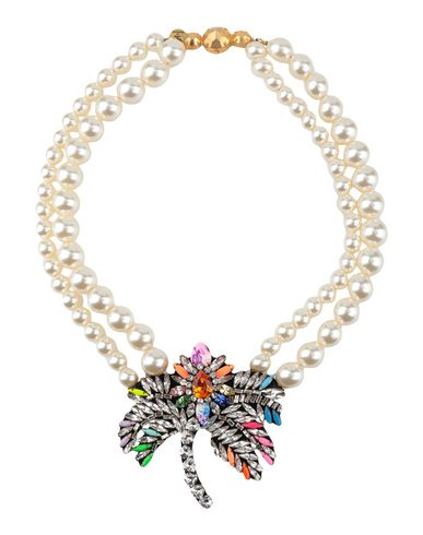 SHOUROUK Necklace in Ivory