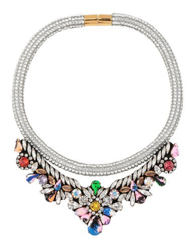 SHOUROUK Necklace in Silver
