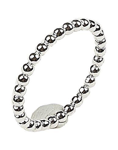 ARME DE L'AMOUR Ring in Metallic